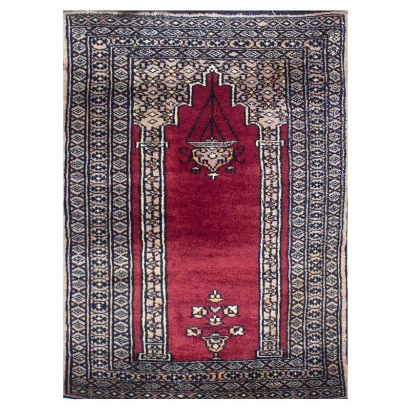 Prayer Rug Company: Prayer Rug Bokhara AVAILABLE ON ORDER-dz