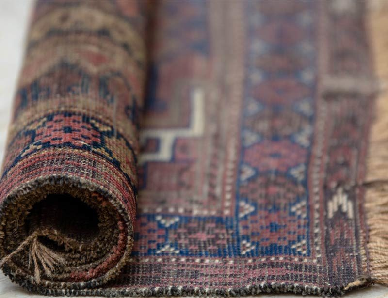 Russian Antique Bokhara Rug Uk The